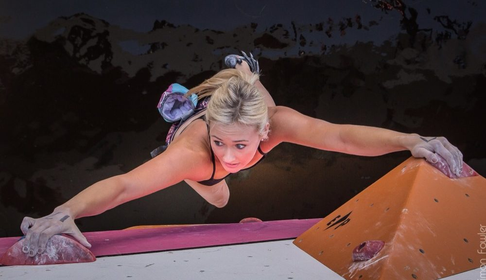 PRO CLIMBER, PRO MODEL: A CHAT WITH THE TALENTED SIERRA BLAIR-COYLE